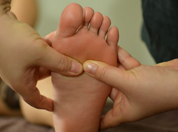 Foot Massage Zurich