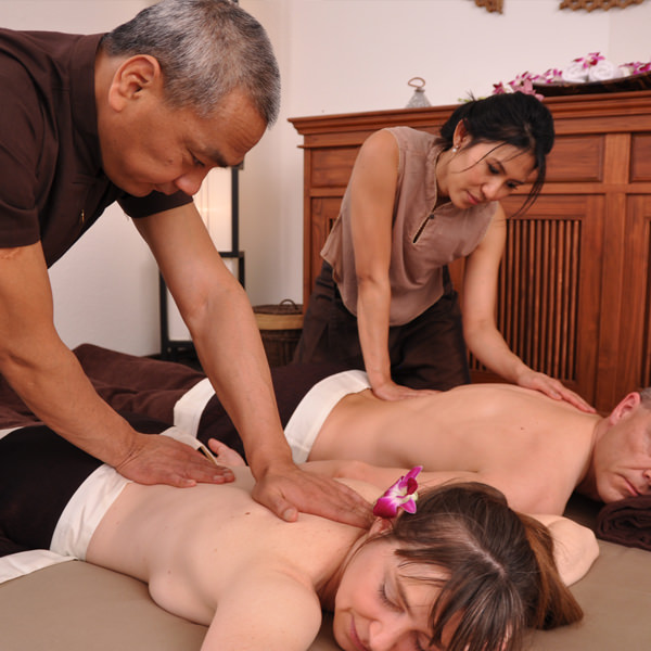 Couples Massage Zurich of Asia-Relax