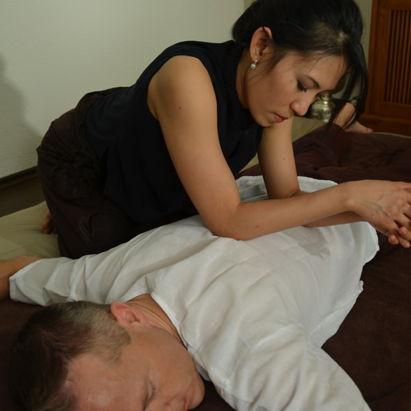 Thaimassage of Asia-Relax Zurich
