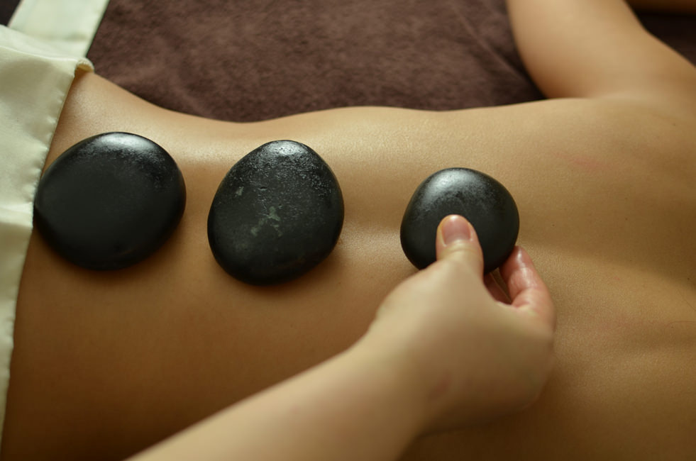 Hot Stone Massage Zürich von Asia-Relax