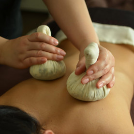 Thai Herb Pouches Massage