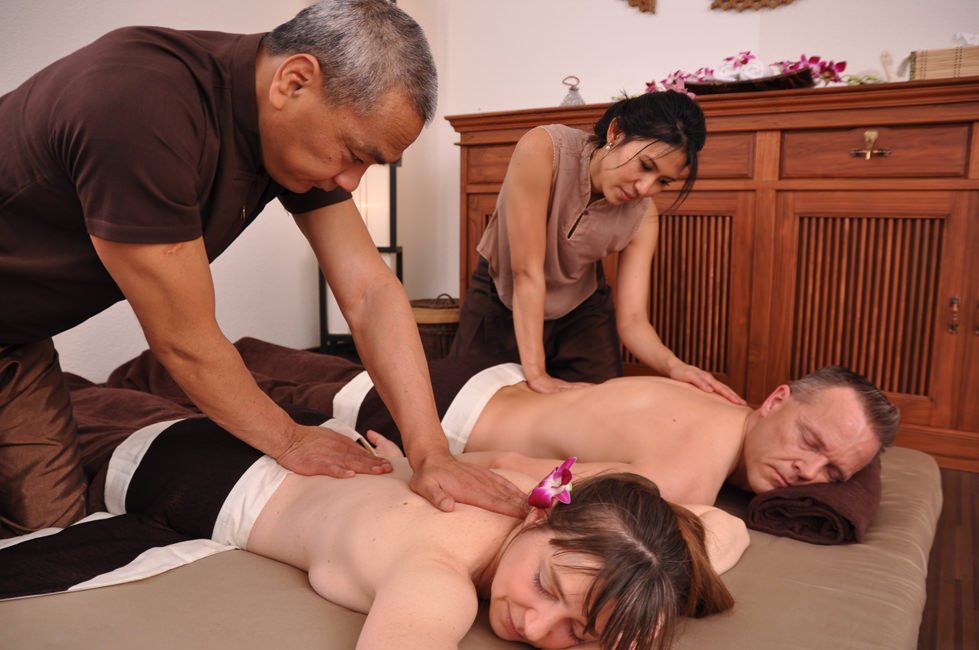 Couples Massage Zurich of Asia-Relax - Massage for Two